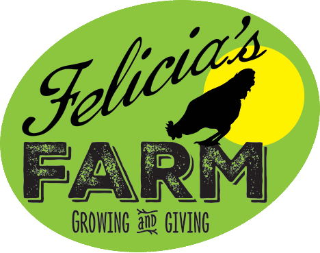 Felicia's Farm sticker