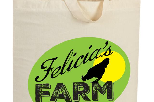 Felicia's Farm Tote